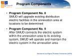 program components4