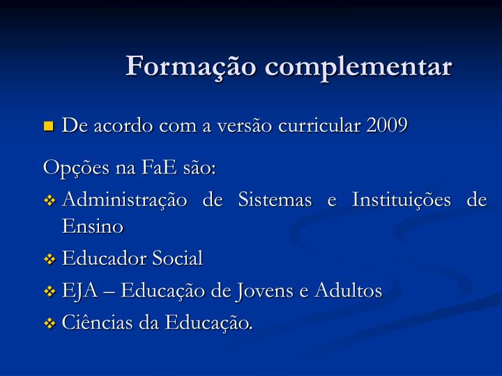 Forma o complementar1