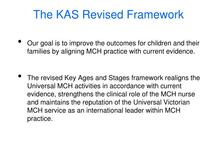Our goal is to improve the outcomes for children and their families by aligning MCH practice with current evidence.