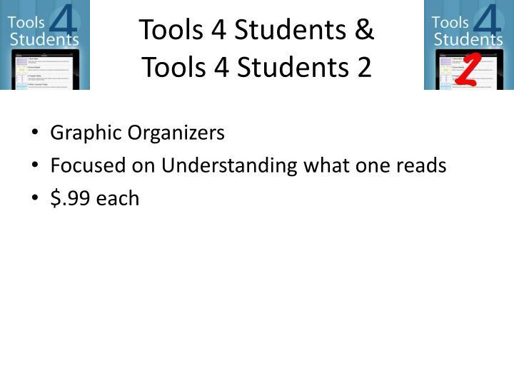 Tools 4 Students &