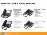 enterprise digital analog telephones