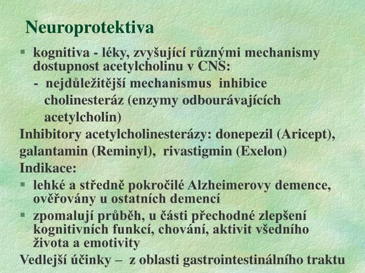 Neuroprotektiva