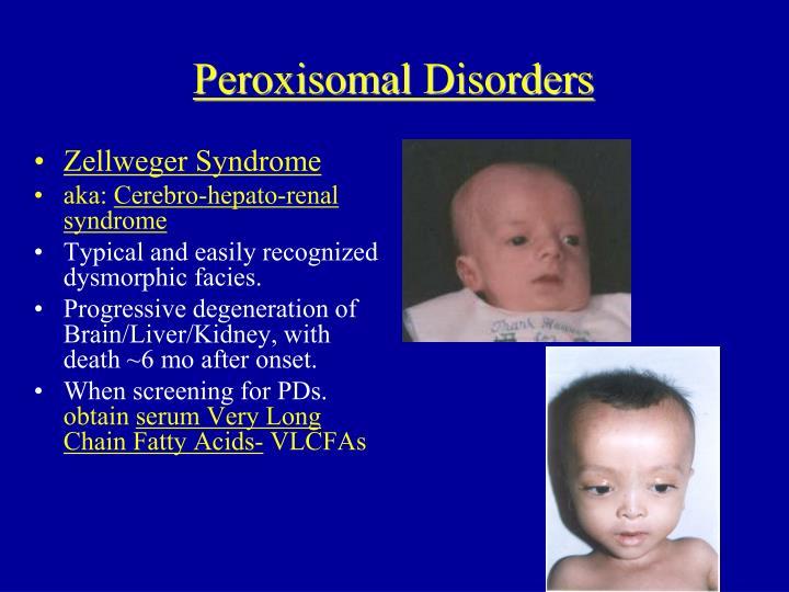 Peroxisomal