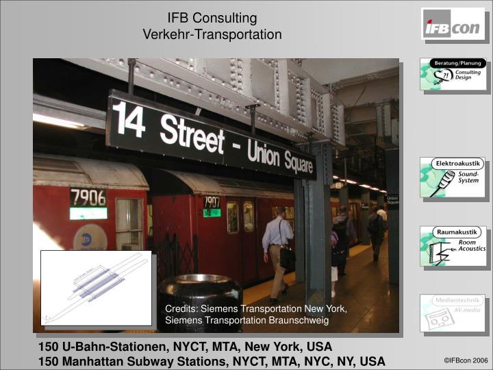 Credits: Siemens Transportation New York,
