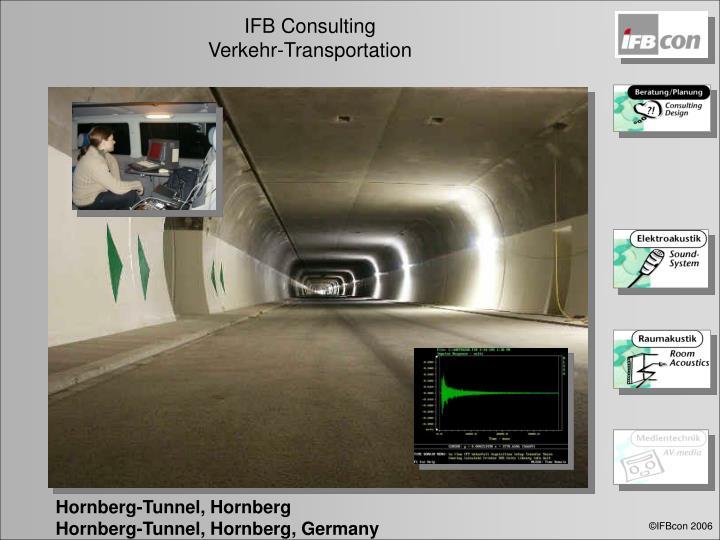 Hornberg-Tunnel, Hornberg