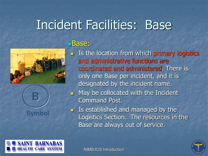 PPT - National Incident Management System Incident Command ...