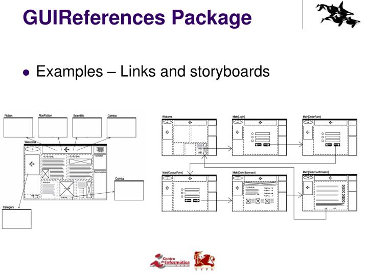 GUIReferences Package