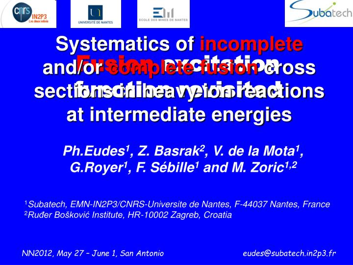 Systematics of