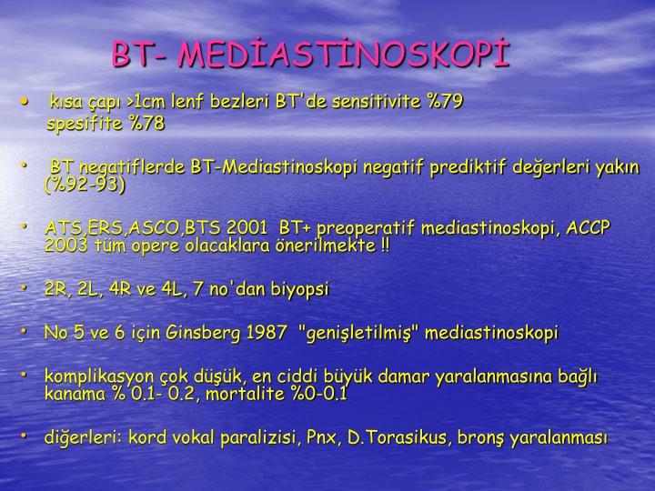 BT- MEDASTNOSKOP