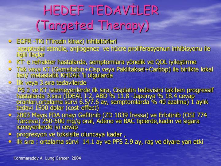 HEDEF TEDAVLER