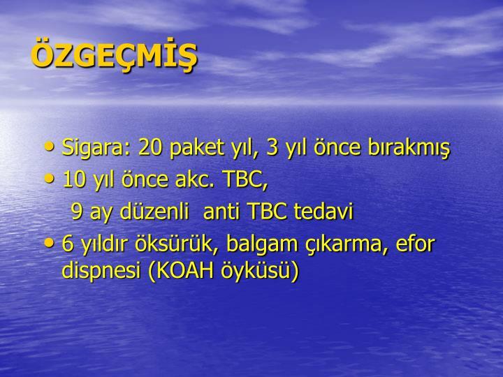 ÖZGEÇMİŞ