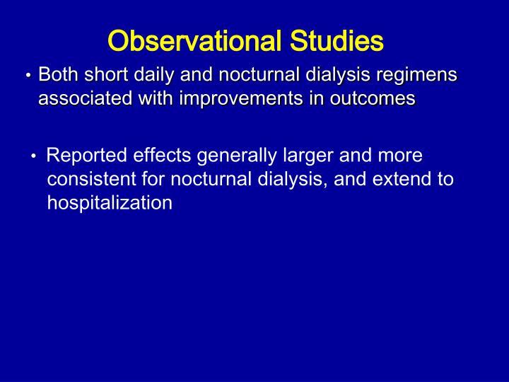Observational Studies