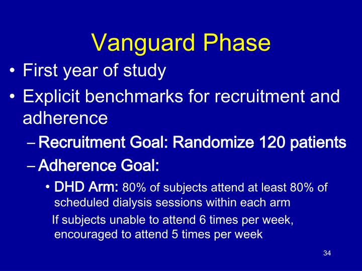 Vanguard Phase