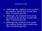 punctuation 1001