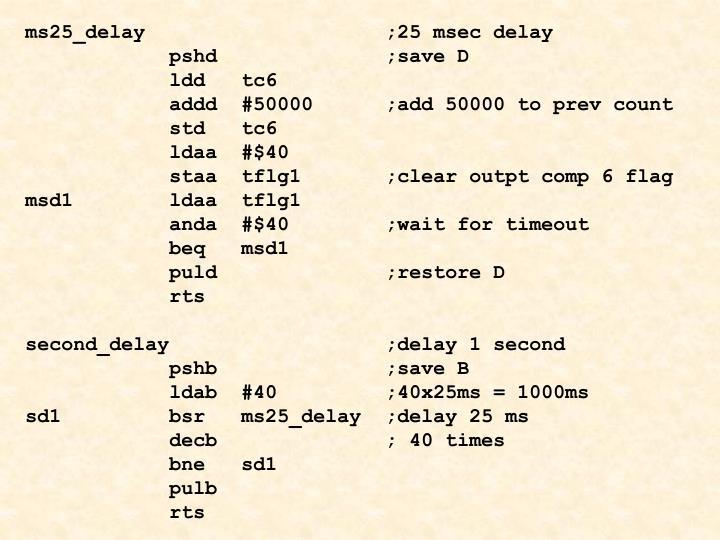 ms25_delay;25 msec delay