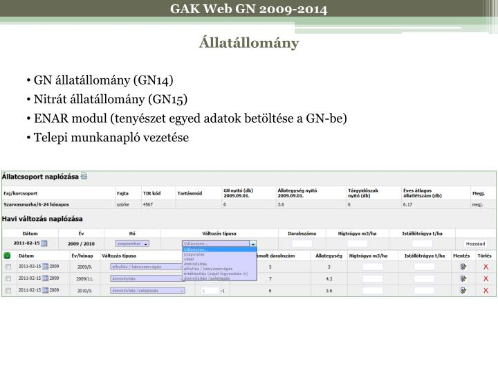 GAK Web GN 2009-2014