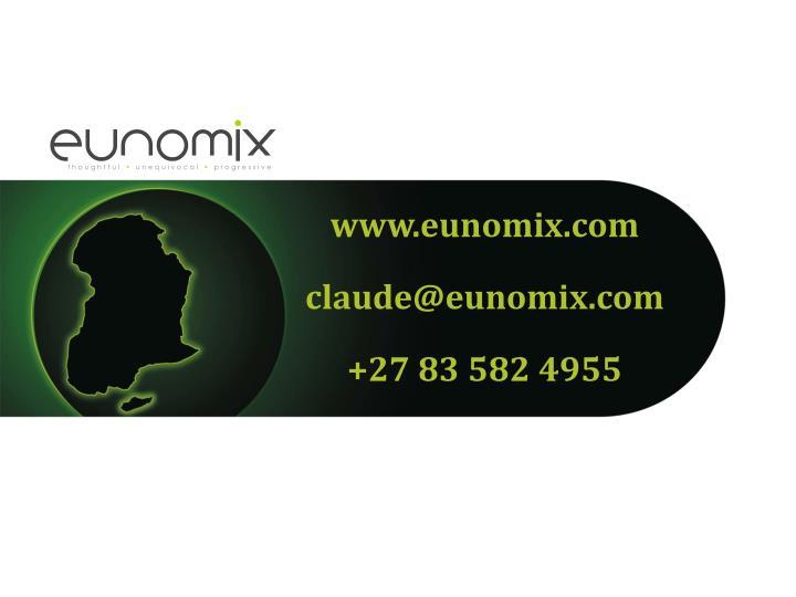www.eunomix.com