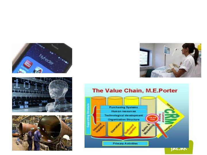 Hvilke typer virksomheder har behov for hvilke media-kompetencer  i fremtiden?
