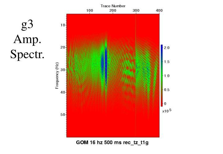 g3 Amp. Spectr.
