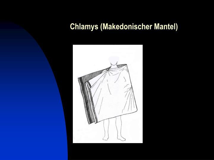 Chlamys (Makedonischer Mantel)