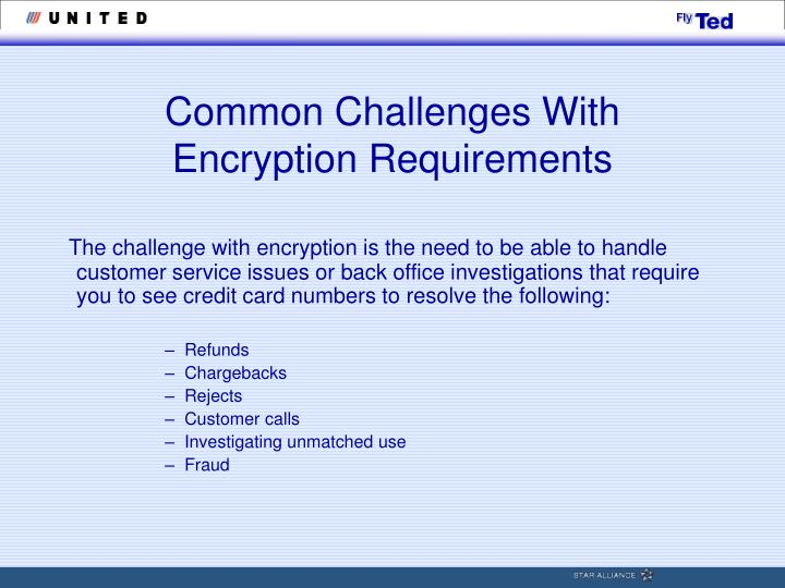 Common Challenges With