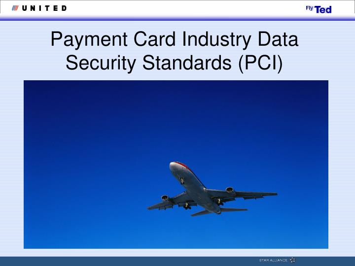 Payment Card Industry Data Security Standards (PCI)