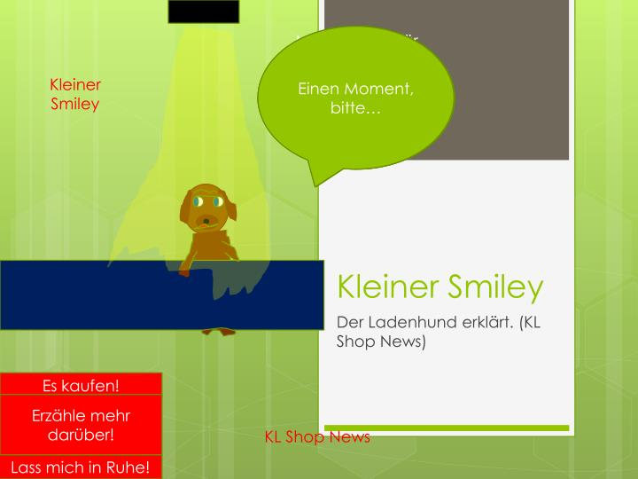 Kleiner smiley