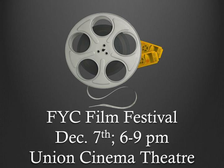 FYC Film Festival