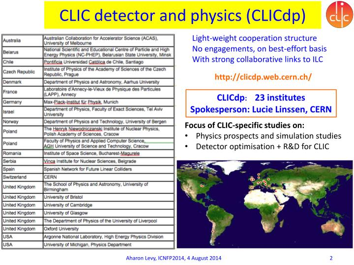 CLIC detector and physics (