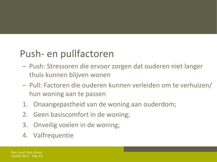Push- en pullfactoren