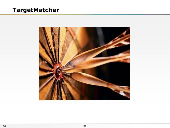 TargetMatcher