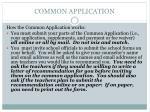 common application1