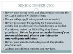 senior conference1