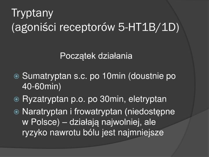 Tryptany