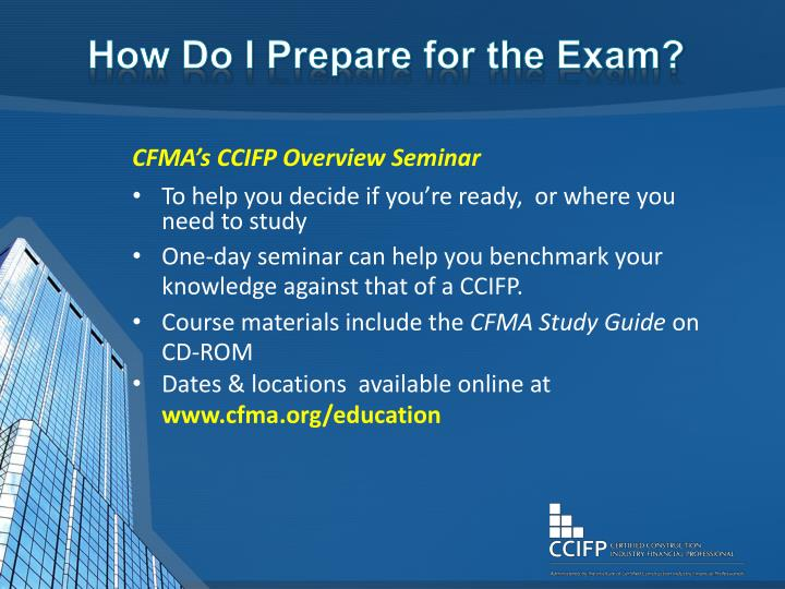 How Do I Prepare for the Exam?
