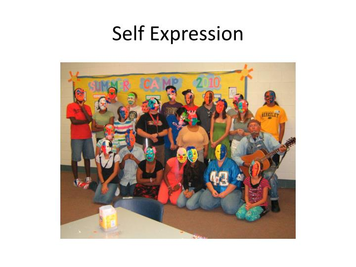 Self Expression