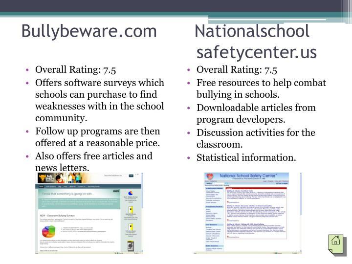 Bullybeware.com