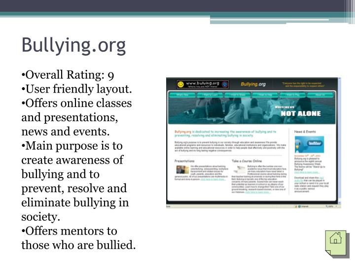 Bullying.org