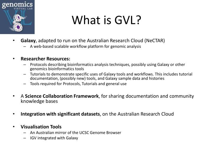What is GVL?