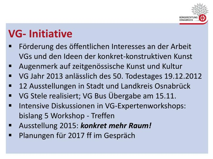 VG- Initiative