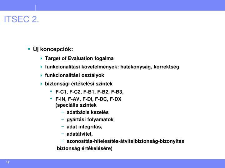 ITSEC 2.