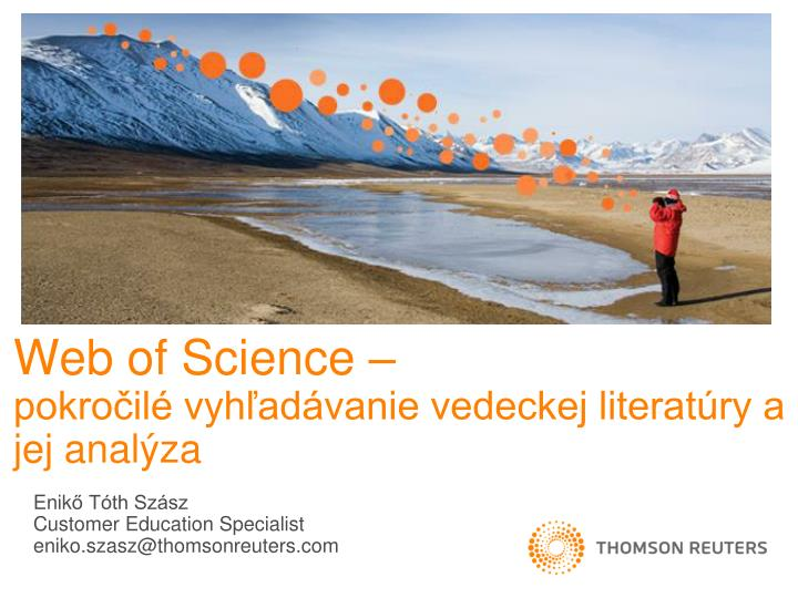 Web of Science –
