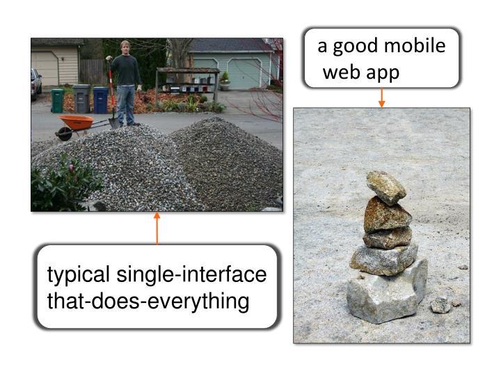 a good mobile