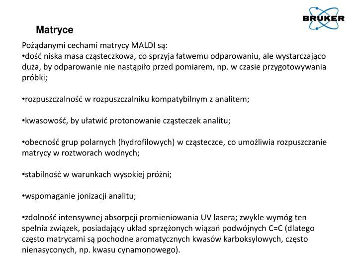 Matryce