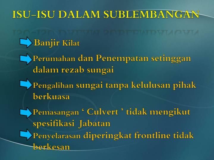 ISU-ISU