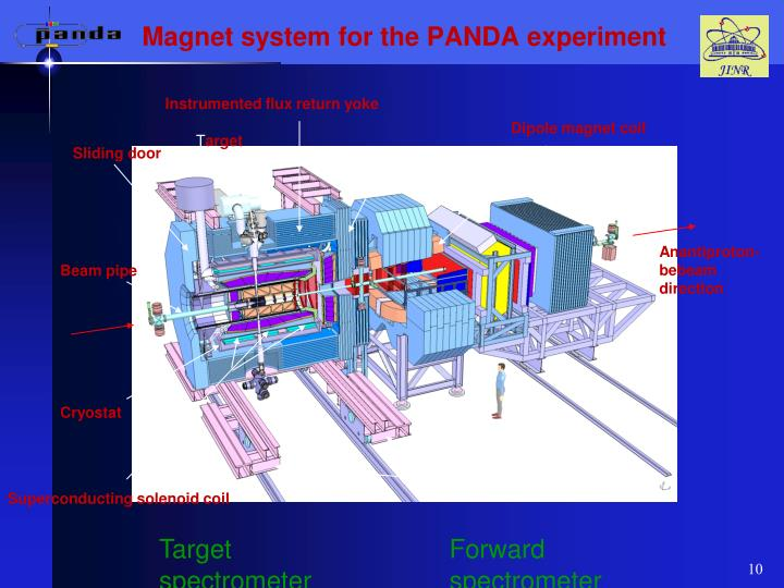 Magnet system for the