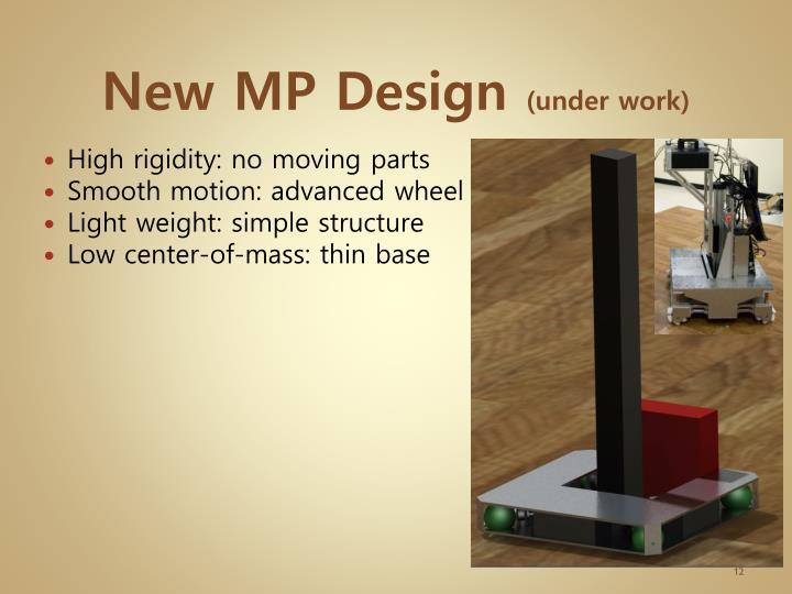 New MP Design