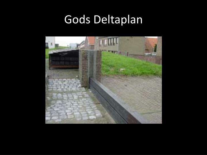 Gods Deltaplan