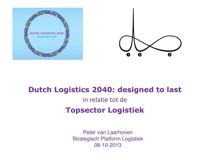 Peter van Laarhoven