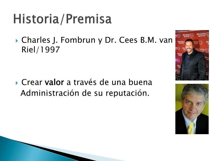 Historia/Premisa